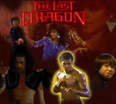 Ernie Reyes Jr., Vanity, Julius J Carry III and Taimak in The Last Dragon