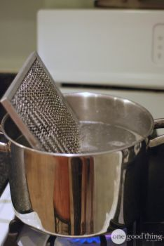 How to Clean a Greasy Stove Hood Filter
