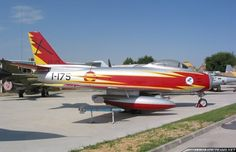 F-86 Sabre Spanish Air Force