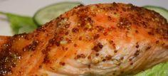Δες εδώ μια πολύ νόστιμη συνταγή για Σολομός φιλέτο ψητός στο φούρνο με σάλτσα από λεμόνι, μέλι και μουστάρδα, μόνο από τη Nostimada.gr