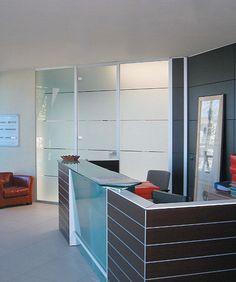 Glastrennwände - GLASWELT 24 l Glasschiebetüren l Glastrennwände und Glasduschen nach Maß