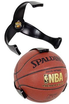 Basketball Ball Claw: this would be a great way to display all of the signed balls and hang them in the man cave! Man Cave Diy, Man Cave Home Bar, Men Cave, Man Cave Basement, Man Cave Garage, Ball Storage, Storage Basket, Storage Ideas, Ultimate Man Cave