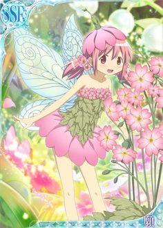 Kaname Madoka - Fairy