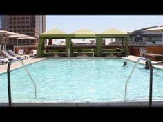 Hotel Palomar Phoenix in Phoenix: Style Jaunt TV - (Episode 2)