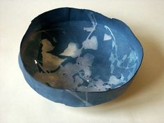 Beautiful bowl made by Deirdre Hawthorne found in a interview with her at www.handfulofsalt.com
