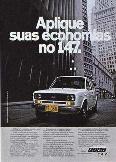 Fiat 147 - Brasil - adv