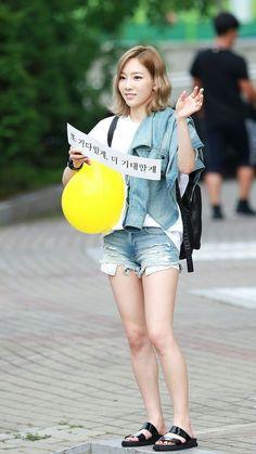 Girls Generation Kim Taeyeon : Image by Mrdjay Jojoe