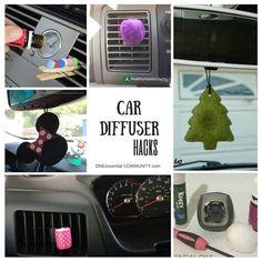 Car Diffuser Hacks