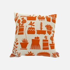 Skinny La Minx - Succulents Cushion Cover