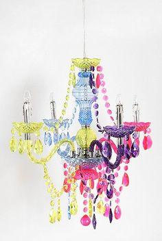 beautiful chandelier #urbanoutfitters