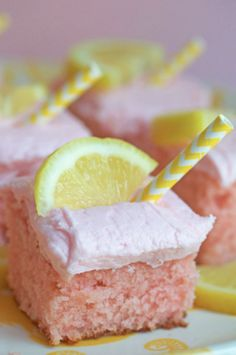 Nothing is more refreshing than pink lemonade! We love this version: http://www.bhg.com/blogs/delish-dish/2014/07/29/pink-lemonade-cake/?socsrc=bhgpin080114pinklemonadecake