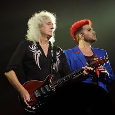 Adam Lambert + Queen @ Toronto july 2017