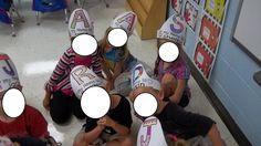 Alphabet Name Crowns-Beginning of Kindergarten?