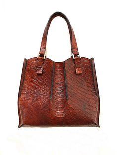 Handmade leather bag for women Pino 3  Orders are by myleatherbag, $199.00