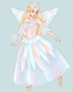 Cute Drawlings, Barbie Fairytopia, Barbie Cartoon, Barbie Movies, Dream Doll, Barbie Princess, Disney Memes, Anime Outfits, Cartoon Characters