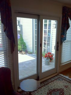 New patio doors can be a great addition to your home. Get doors from Renewal by Andersen of Central PA. Check this page to learn more. Contemporary Patio Doors, Sliding Patio Doors, Weather, Windows, Home, Design, Ad Home, Homes, Ramen
