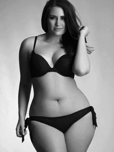Curvy and hot