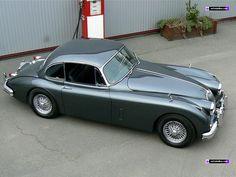 Jaguar XK 150 Roadster (1958-1961)
