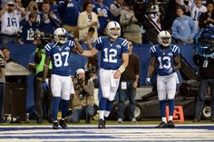 Colts Keep Wide Receiver Pipeline Alive and Well with T. Football Baby, Football Players, Andrew Luck, Wide Receiver, Indianapolis Colts, Broncos, Victorious, Indie, Nfl