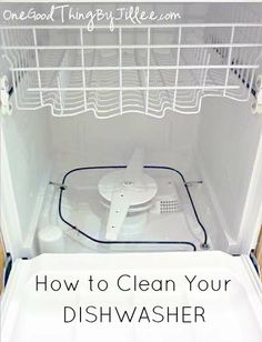 14 Clever Deep Cleaning Tips & Tricks Every Clean Freak Needs To Know Diy Cleaning Products, Cleaning Solutions, Cleaning Hacks, Cleaning Checklist, Cleaning Recipes, Cleaning Supplies, Casa Clean, Clean House, Cleaning Your Dishwasher