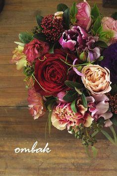flower arrangement   ombak