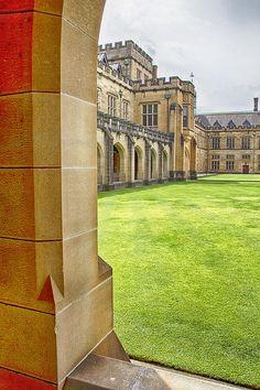 Quad, University of Sydney, Australia