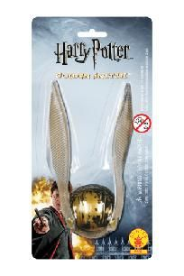 Harry Potter & The Deathly Hallows Golden Snitch Costume Prop *FREE SHIPPING*
