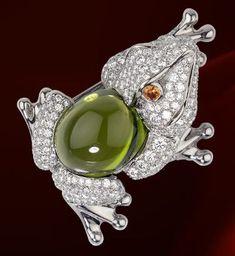 Cartier brooch in wh beauty bling jewelry fashion Beauty Bling Jewelry