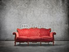 Vintage sofa by olly, Royalty free stock photos #34240848 on Fotolia.