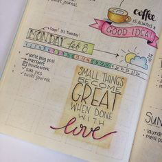One Month Bullet Journaling: What I've learned - christina77star.co.uk