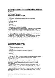 """(1) CENTRO CONCERTADO DE EDUCACIÓN ESPECIAL """"ÁNGEL RIVIÈRE"""" Autismo Sevilla ACTIVIDADES PARA ..."""