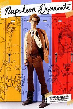 Napoleon Dynamite (2004) -- gotta love the liger