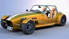 Imagen Kart Cross, Caterham Seven, Replica Cars, Lotus 7, Factory Five, Sand Rail, Volkswagen, Car Purchase, Car Gadgets
