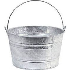 Bucket-outlet.com ~ great source for galvanized containers for gardens!