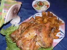 Tavaszi Jégsaláta, fóliás csirke