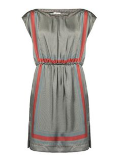 Italian Chic, Dresses For Work, Summer Dresses, Malene Birger, Fun Prints, Just In Case, Collections, Pocket, Printed