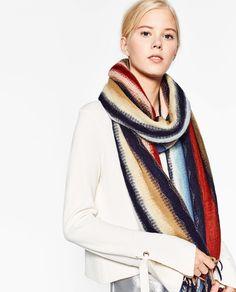 Zara scarf Fall 2016
