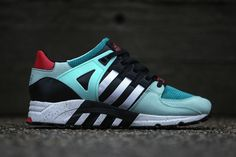 "#adidas Originals EQT Support ""Big Apple"" by #Bait #sneakers"