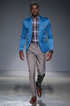 Martin Kadinda South Africa Menswear Week - #Trends #Tendencias #Moda Hombre - SDR Photo