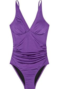53 swimsuits that'll make you look 10 pounds thinner.  Great collection of suits.
