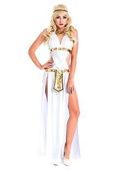 Mocoz Women's Cosplay Dress Halloween Party Costume Cleopatra Cosplay Dress Mocoz Cosplay http://www.amazon.com/dp/B013C6FEEA/ref=cm_sw_r_pi_dp_l2jkwb0YJM650