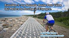 EuroVelo+3+:+La+Nouvelle+Route+Pour+Vélos+Qui+Reliera+la+Norvège+à+l'Espagne. Trondheim, France, Beach Mat, Outdoor Blanket, Bicycle, Camping, Nature, Europe, Sport