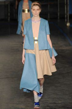 Roksanda Ilincic | Fall 2014 Ready-to-Wear Collection | Style.com