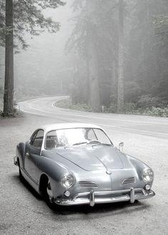 The Halifax Jungle, Karmann Ghia @VW, Volkswagen, classic, car, vintage