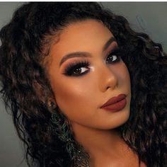 Exceptional Prom makeup tips are offered on our website. Make Beauty, Beauty Makeup, Eye Makeup, Hair Makeup, Black Girl Makeup, Girls Makeup, Expensive Makeup, Barbie Makeup, Dark Skin Makeup