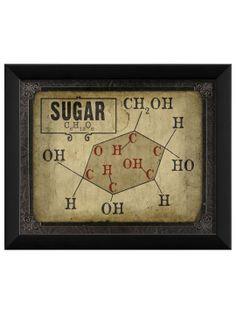 Sugar Molecule artwork