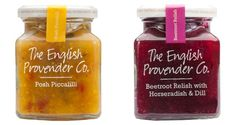 English Provender Co launches Posh Piccalilli