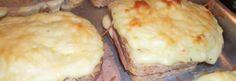 Receita de sanduíche rápido de forno - Receitas Supreme