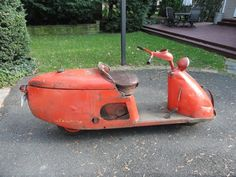 Salsbury Scooter