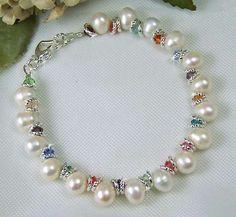 Item PB101 Beaded Jewelry Bracelet by Jades Creations Handcrafted Beaded Jewelry